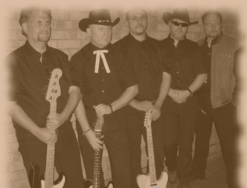 #2015 - 50s Band, Rock n Roll Band