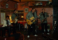 50s Band, Jive Band, Rock n Roll Band, Swing Band #2490 Image