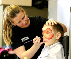 Face Painter #2941 Image