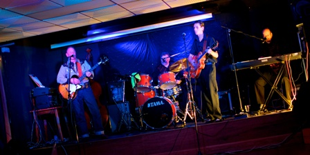 50s Band, Jive Band, Rock n Roll Band, Rockabilly Band #3184 Image