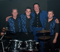 50s Band, Rock n Roll Band, Rockabilly Band #3187 Image