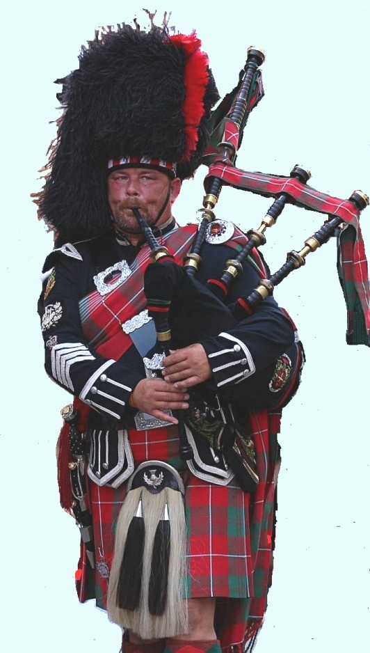 #3253 - Piper, Pipe Band