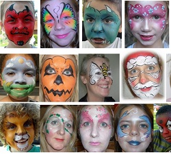 Face Painter #3289 Image