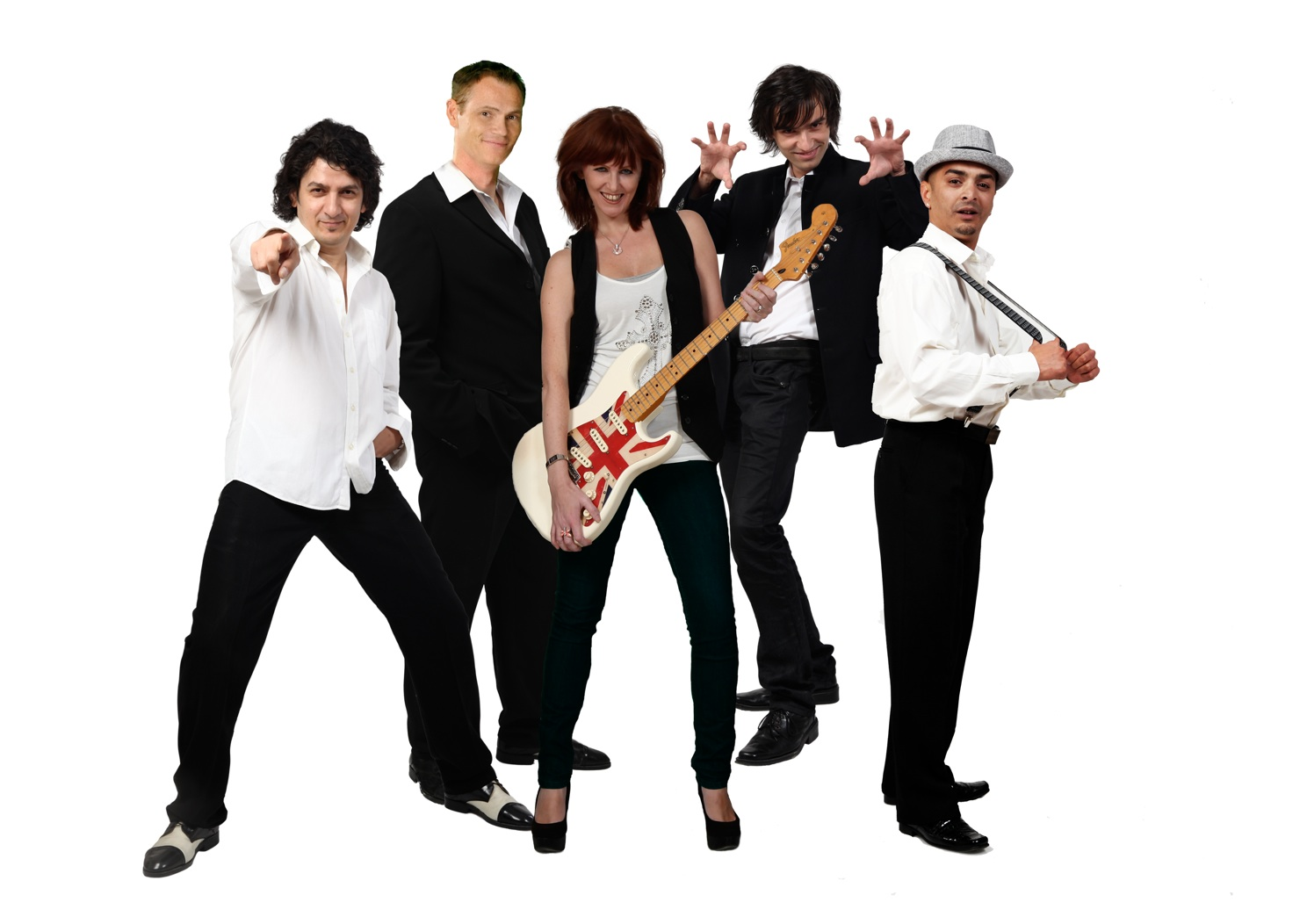 50s Band, 60s Band, 70s Band, 80s Band, Function Band, Pop Band, Rock Band, Rock n Roll Band, Soul Band #3360 Image