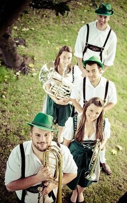 Oompah Band #3415 Image