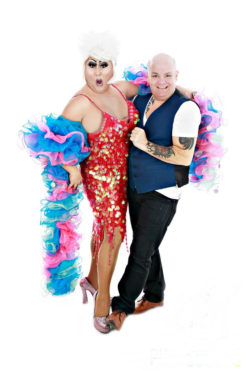 Drag DJ, Drag Queen, Duo, Vocalist #3444 Image