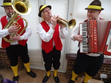 Oompah Band #3555 Image