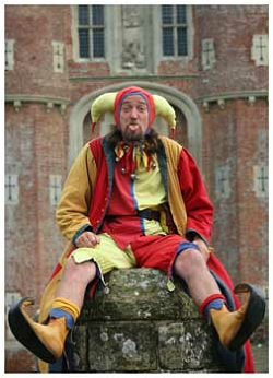 Childrens Entertainer, Clown, Jester, Medieval Performer #3628 Image