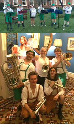 Oompah Band #3711 Image