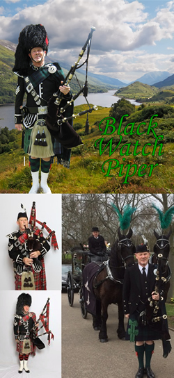Pipe Band, Piper #3853