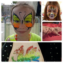 Face Painter #3930 Image