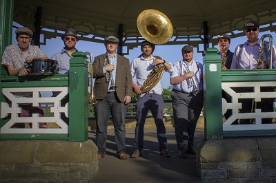Oompah Band #4141 Image