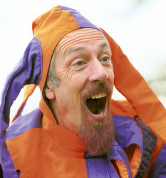 #1568 - Medieval Performer, Childrens Entertainer, Circus Performer, Jester, Speciality Act