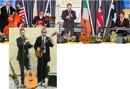 50s Band, 60s Band, Duo, Jazz Band, Speciality Act