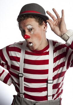 Childrens Entertainer, Circus Performer, Clown, Compere, Speciality Act #2335 Image