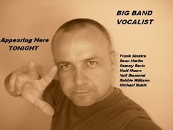 Tribute Act, Big Band, Jazz Band, Pop Band, Swing Band, Tribute Band, Vocalist #124 Image