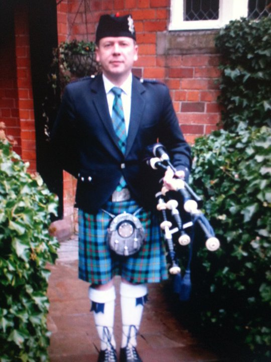 Pipe Band, Piper #2021