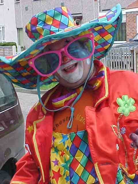 #2307 - Childrens Entertainer, Clown, Magician, Mobile Disco, Speciality Act, Ventriloquist
