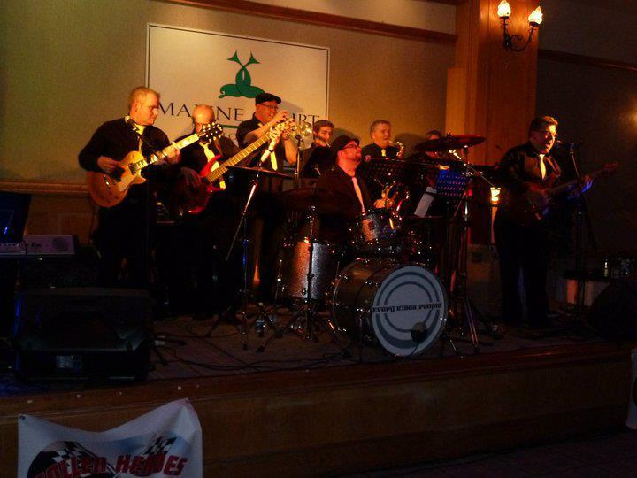 Big Band, Concert Band, Rock n Roll Band, Soul Band #2150 Image