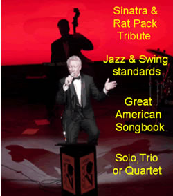 Jazz Band, Swing Band, Vocalist #843 Image
