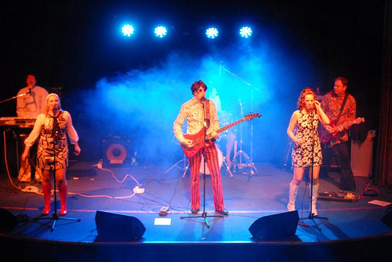 60s Band, 70s Band, 80s Band, Function Band, Pop Band, Rock Band, Rock n Roll Band, Tribute Act, Tribute Band #2777 Image
