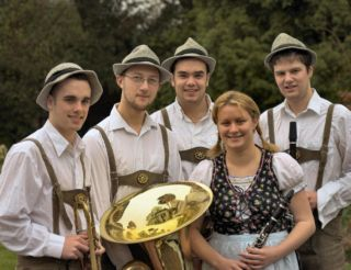 Brass Band, Brass Ensemble, Oompah Band #2135 Image