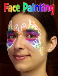 Face Painter #2768 Image
