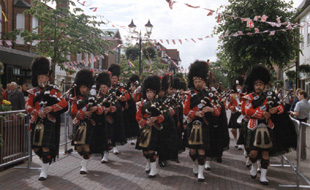 #1061 - Pipe Band