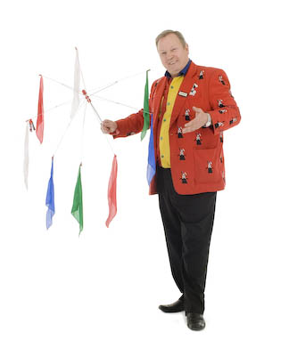 #2074 - Childrens Entertainer, Magician