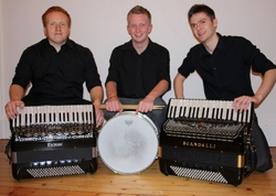 Ceilidh Band, Folk Band, Mobile Disco #2058 Image