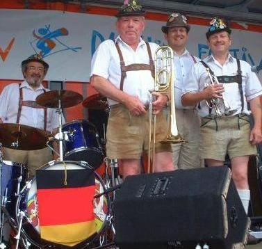 Oompah Band #801 Image