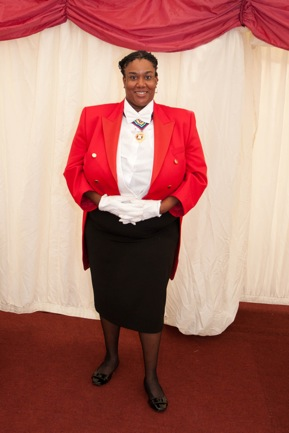 Master of Ceremonies, Toastmaster #1776 Image