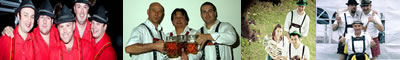 Bavarian Oompah Band Hire